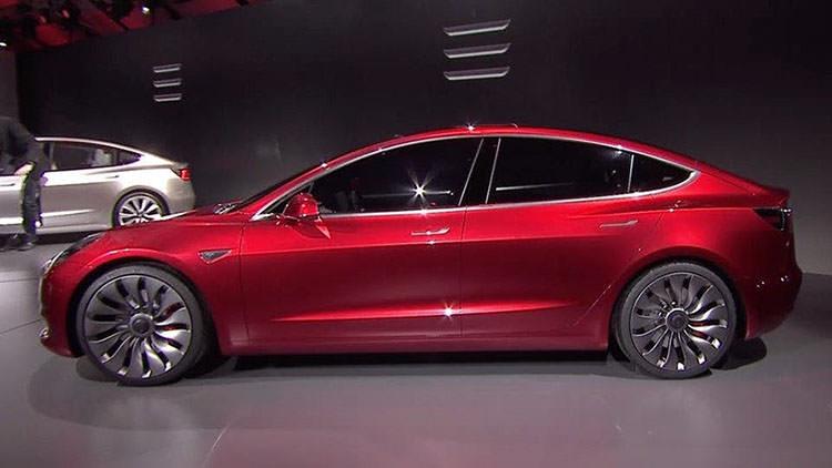 Tesla Model 3 / تسلا مدل 3