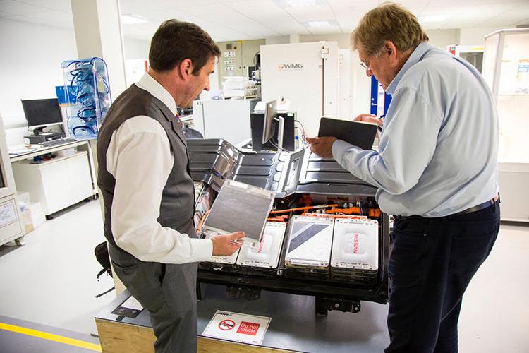 صنعت باتری سازی بریتانیا / Britains Battery industry