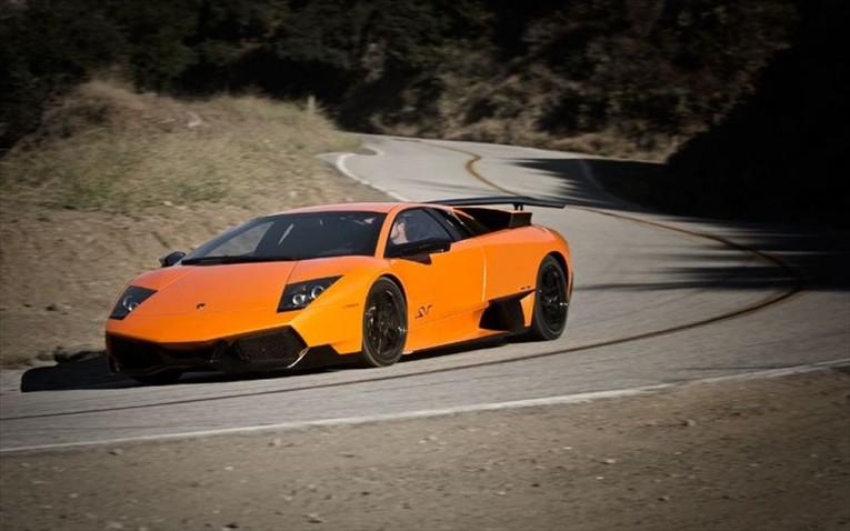 2010 Lamborghini murcielago lp 670-4