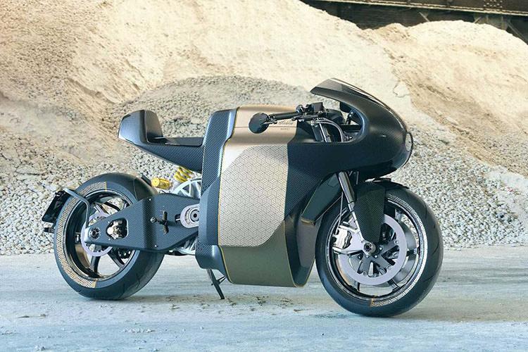 electric motorcycle / موتورسیکلت برقی