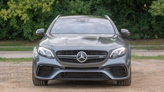 2018 Mercedes-AMG E63S Wagon