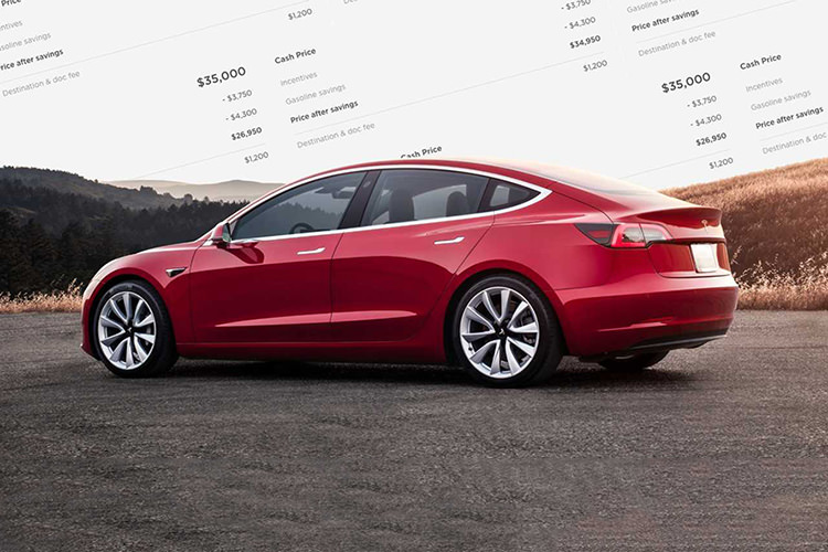 Tesla / تسلا خودروی الکتریکی