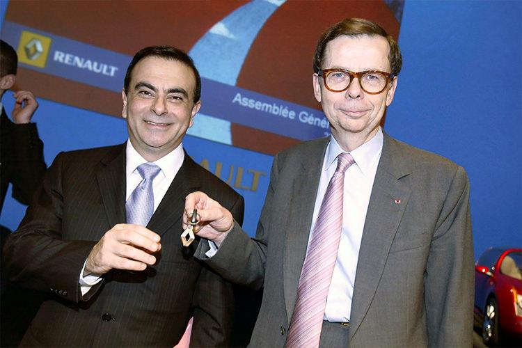 Carlos Ghosn / کارلوس گوسن