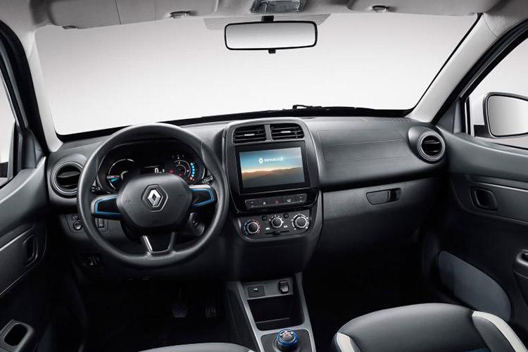 Renault City K-ZE / شاسی بلند رنو