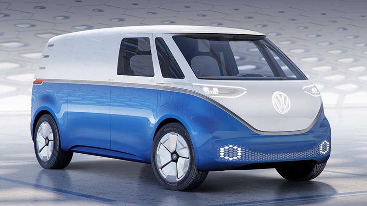 Volkswagen I.D. Buzz Cargo / فولکس واگن