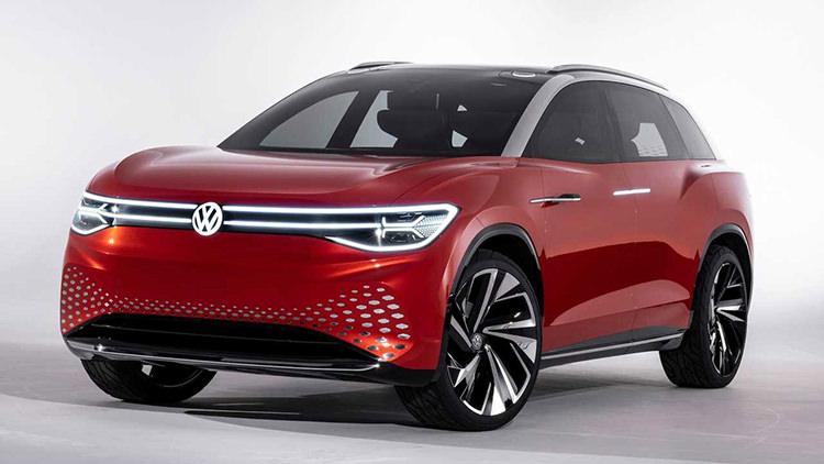 Volkswagen I.D. Roomzz / فولکس واگن