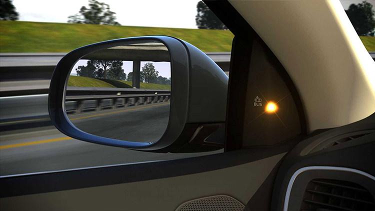 Blind-Spot Monitoring / پایش نقطه کور