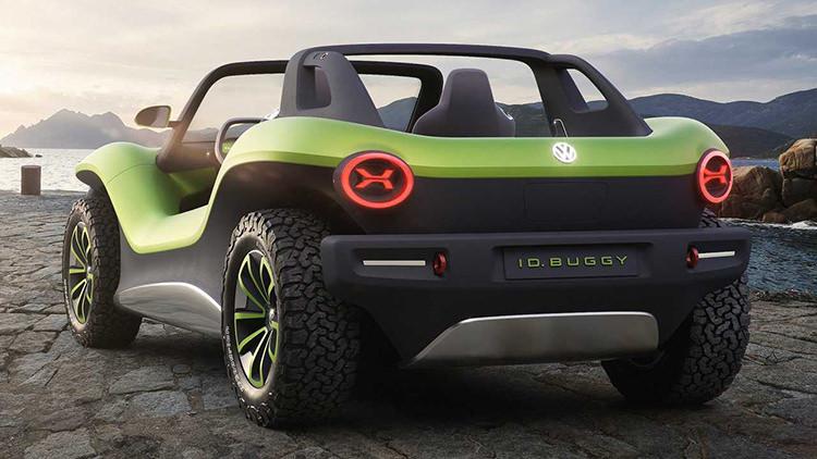 Volkswagen I.D. Buggy / فولکس واگن