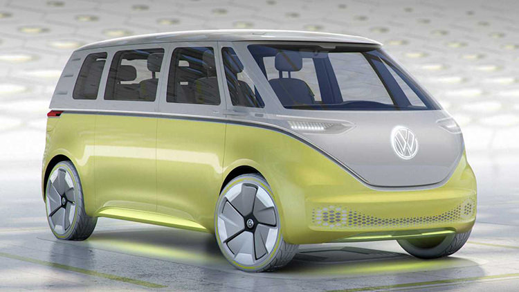 Volkswagen I.D. Buzz / فولکس واگن