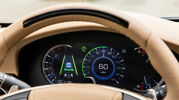 Semi-Autonomous Driving Systems / سیستم رانندگی نیمه خودران