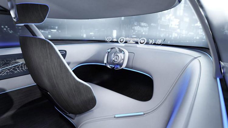 autonomous car / خودرو خودران متصل