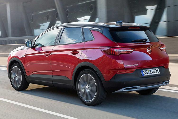 اوپل گرندلند / Opel Grandlan X