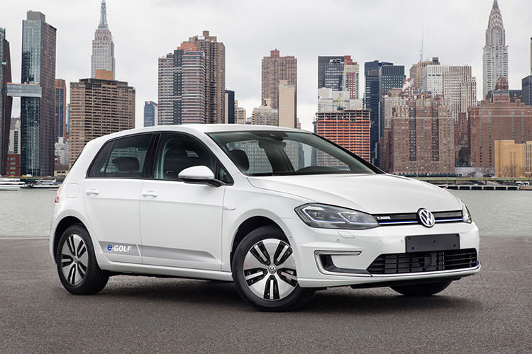 Volkswagen e-Golf / خودروی الکتریکی فولکسواگن ای-گلف