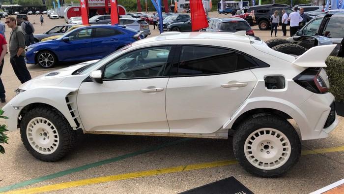 Honda Civic Type R One-Offs