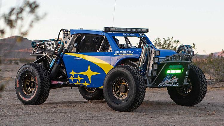 Subaru Crosstrek Desert Racer / سوبارو کراس ترک دزرت ریسینگ