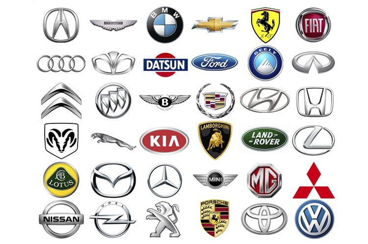 Car brands برندهای خوردوی دنیا