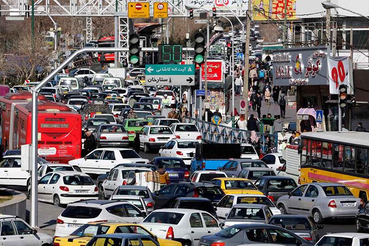 Traffic ترافیک