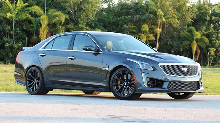 Cadillac CTS / کادیلاک