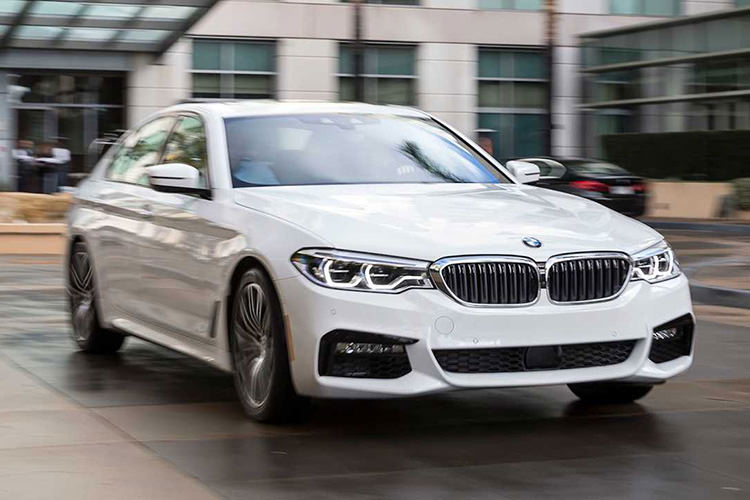 BMW 5 Series / بی ام و سری 5