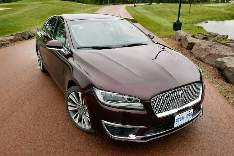 Lincoln MKZ Hybrid / لینکلن mkz هیبرید