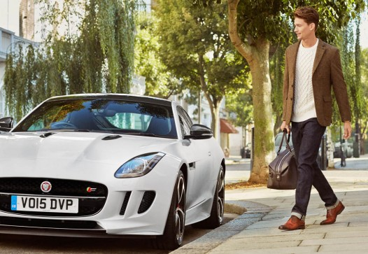Jaguar and Oliver Sweeney co-develop driving shoes