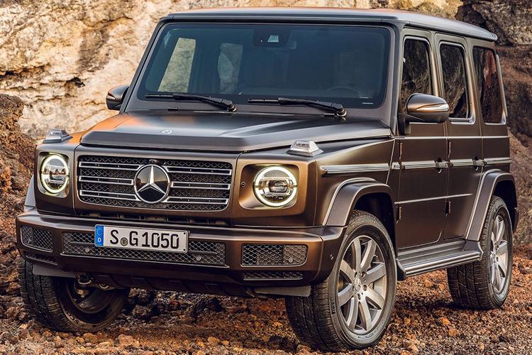 Mercedes Benz G Class / مرسدس بنز جی کلاس