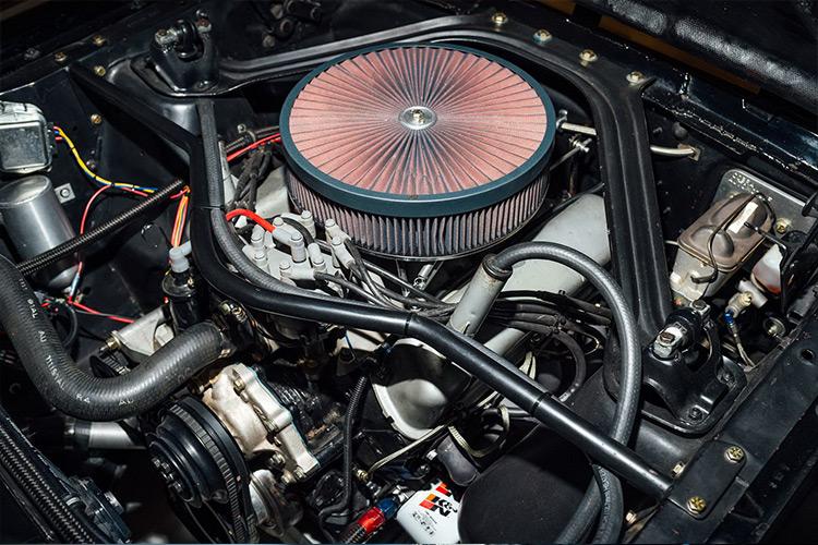 شلبی GT350H