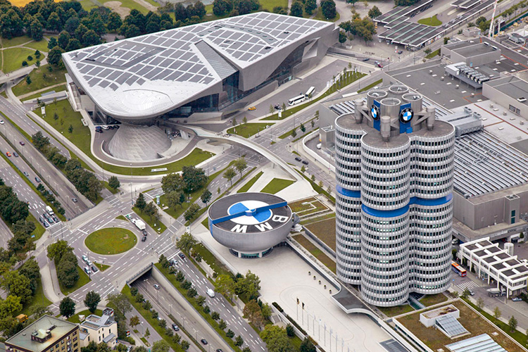 bmw factory