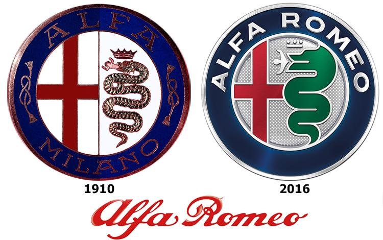 Alfa Romeo logotype