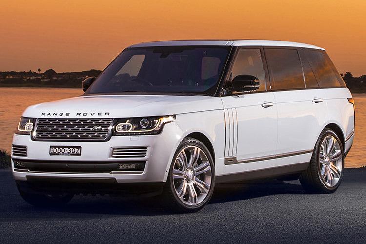 Range Rover SVO