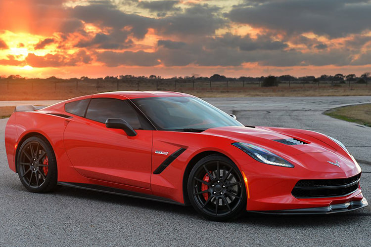 Chevrolet Corvette / شورولت کوروت
