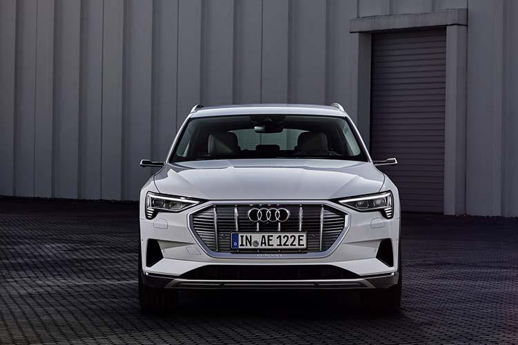 Audi e-tron 50 Quattro / آئودی ای-ترون کواترو