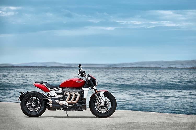 Triumph Rocket 3 motorcycle / موتورسیکلت تریومف راکت 3