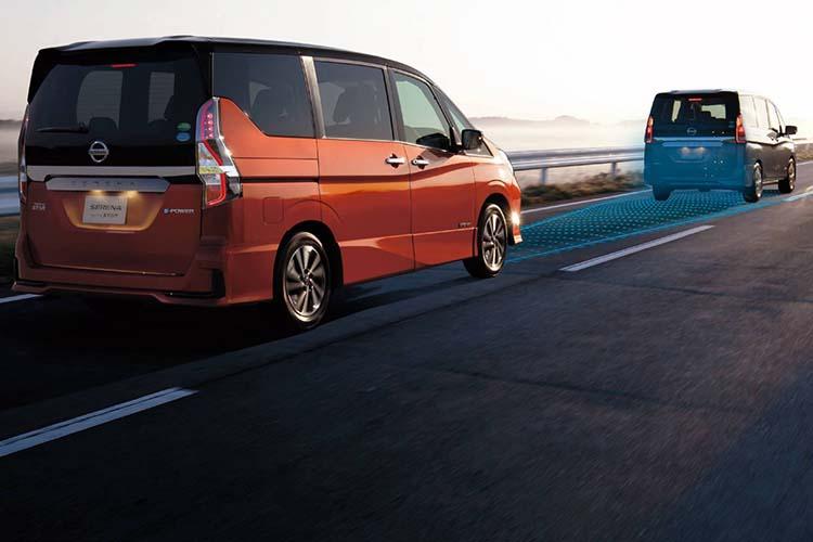 2020 Nissan Serena / ون نیسان سرنا