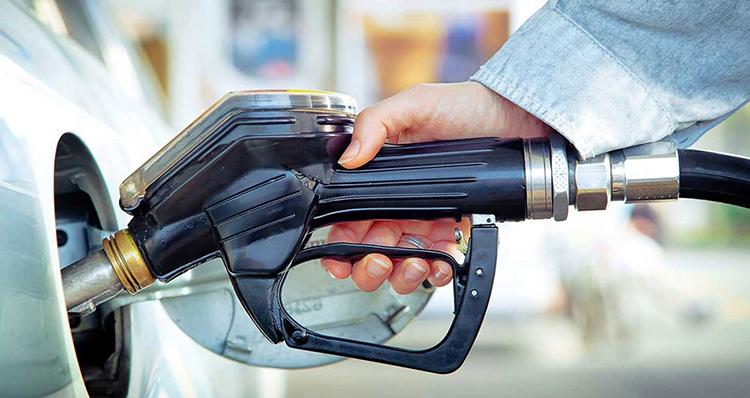 پمپ بنزین سوخت