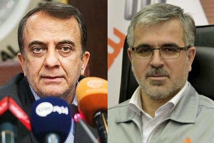 مدیرعاملهای ایران خودرو و ساپیا