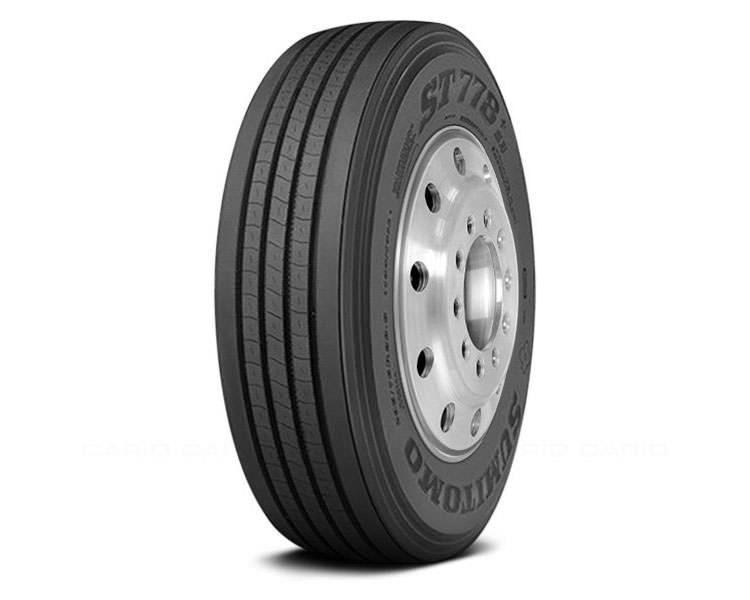 Sumitomo concept tire / لاستیک مفهومی سامی تومو