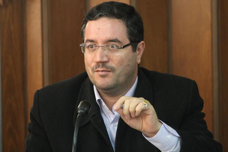 رضا رحمانی وزیر صنعت معدن و تجارت