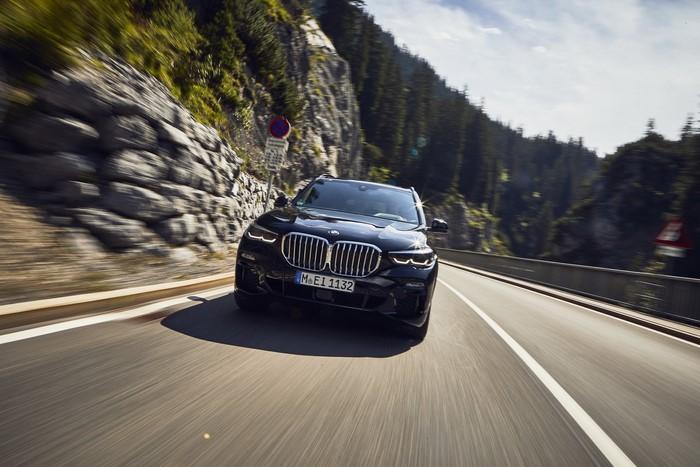 BMW X5 xDrive45e Hybrid