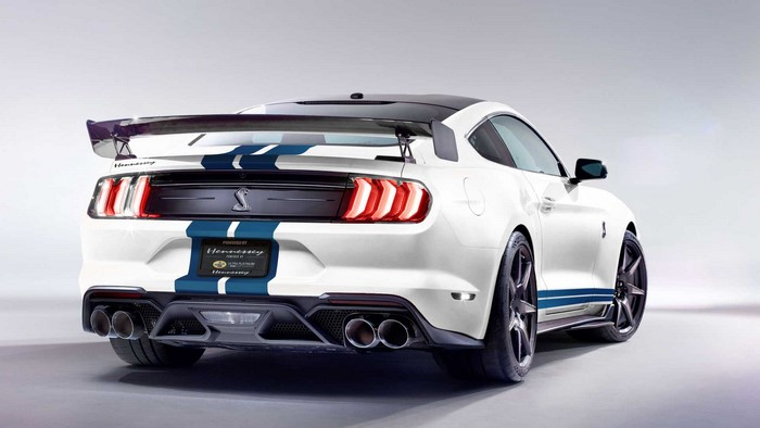 2020 Shelby GT500 by Hennessey