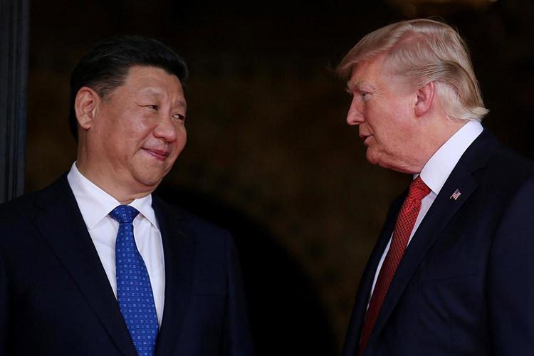 trump USA china / ترامپ آمریکا چین