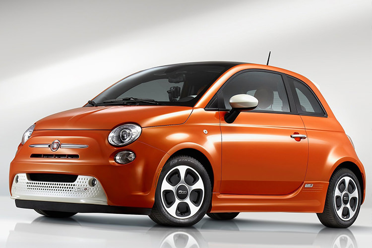 فیات / Fiat 500e