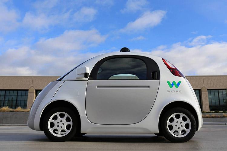 خودرو خودران ویمو گوگل / waymo google