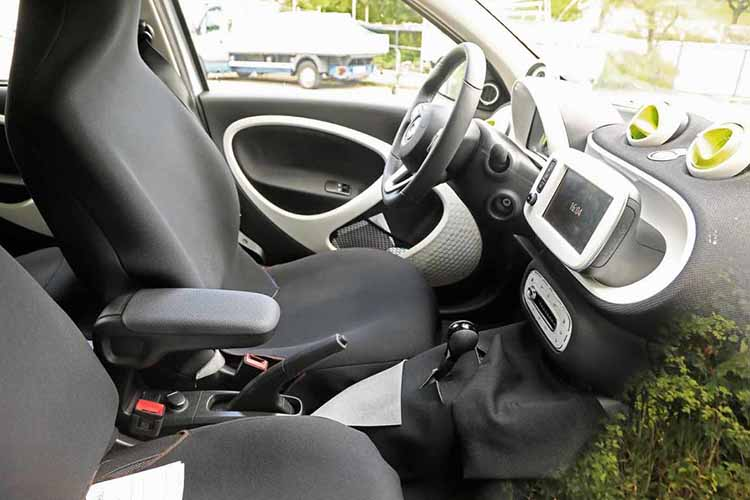 Smart EQ Fortwo Forfour / اسمارت EQ فورتو فورفور