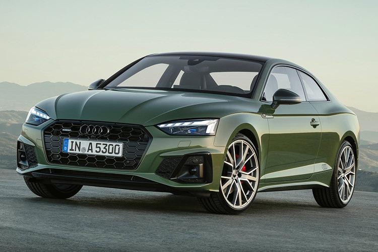 Audi A5 Coupe (2020)