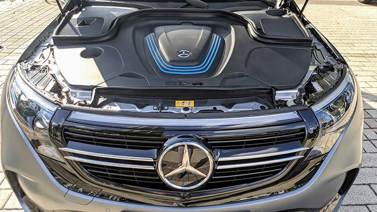 Mercedes-Benz EQC / مرسدس بنز