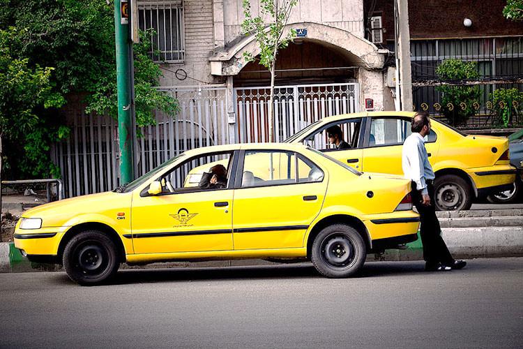 تاکسی تهران تاکسی یاب
