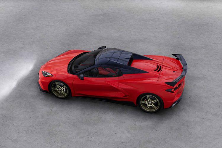 2020 Chevrolet Corvette Convertible / شورولت کوروت کانورتیبل