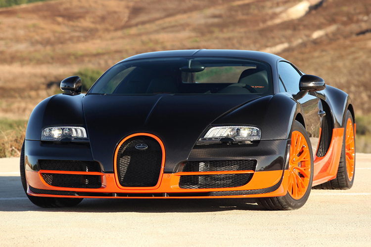 Bugatti Veyron 16.4 Super / SportSuper Sport