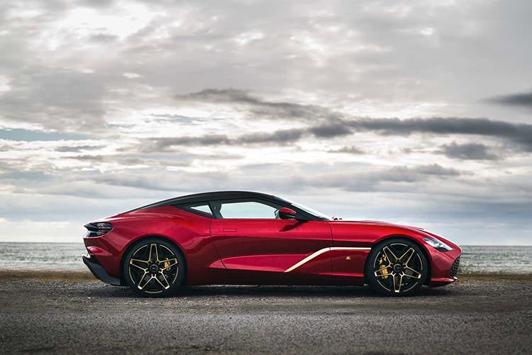 Aston Martin DBS GT Zagato / استون مارتین DBS جی تی زاگاتو
